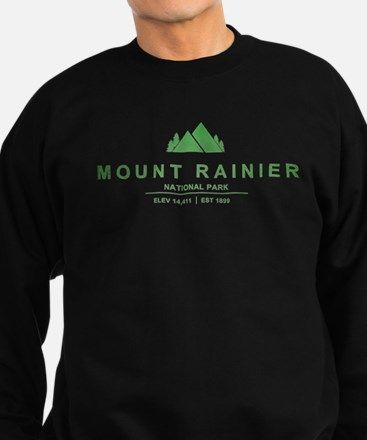 Mount Rainier National Park, Washington Jumper Sweater