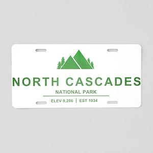 North Cascades National Park, Washington Aluminum