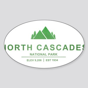 North Cascades National Park, Washington Sticker