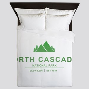 North Cascades National Park, Washington Queen Duv