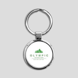 Olympic National Park, Washington Keychains