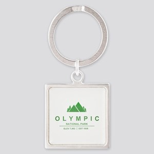 Olympic National Park, Washington Keychains