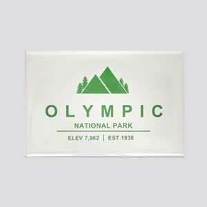 Olympic National Park, Washington Magnets