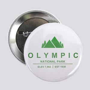 "Olympic National Park, Washington 2.25"" Button"