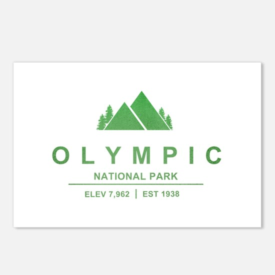 Olympic National Park, Washington Postcards (Packa
