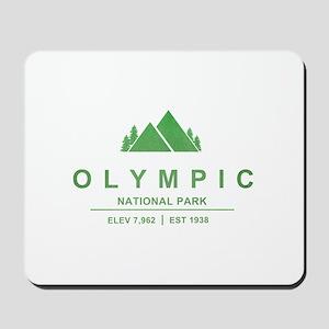 Olympic National Park, Washington Mousepad