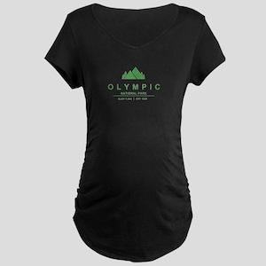 Olympic National Park, Washington Maternity T-Shir