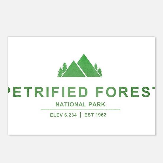 Petrified Forest National Park, Arizona Postcards