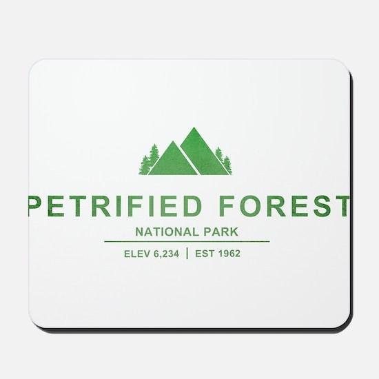 Petrified Forest National Park, Arizona Mousepad