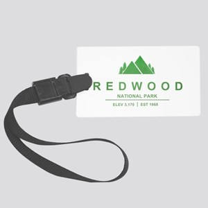 RedWood National Park, California Luggage Tag