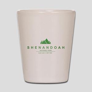 Shenandoah National Park, Virginia Shot Glass