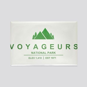 Voyageurs National Park, Minnesota Magnets