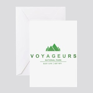 Voyageurs National Park, Minnesota Greeting Cards