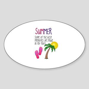Summer Sticker