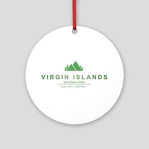 Virgin Islands National Park, Virgin Islands Ornam