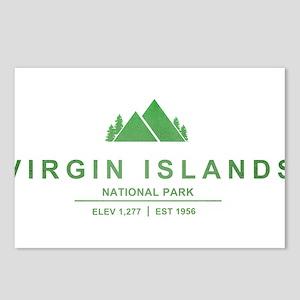 Virgin Islands National Park, Virgin Islands Postc