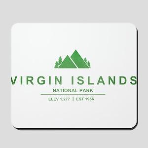 Virgin Islands National Park, Virgin Islands Mouse