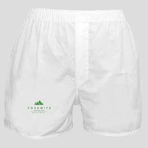 Yosemite National Park, California Boxer Shorts