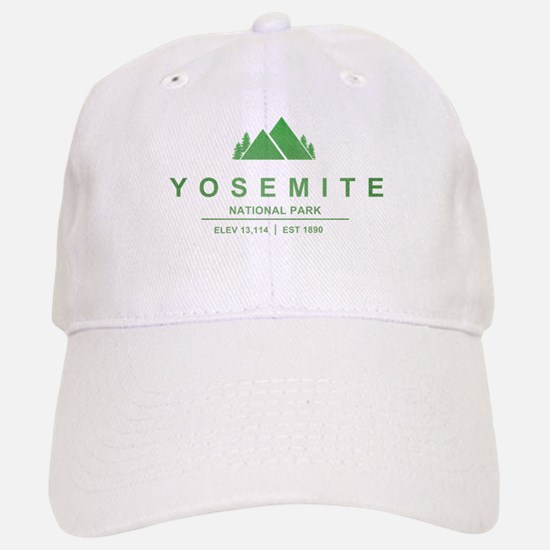 Yosemite National Park, California Baseball Baseball Baseball Cap