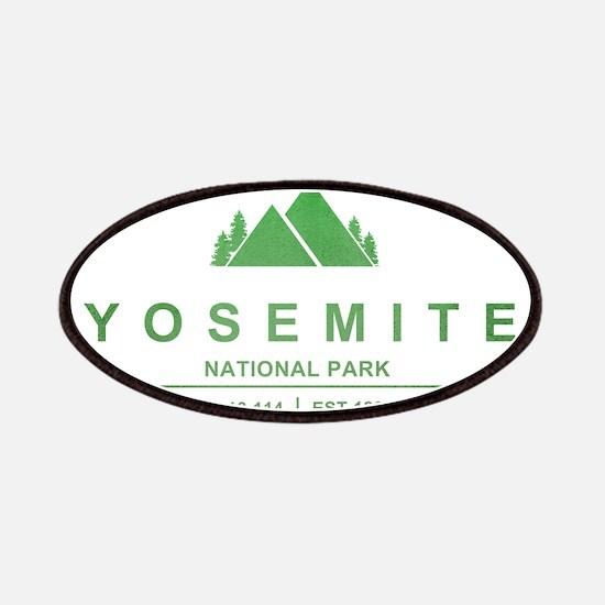 Yosemite National Park, California Patches