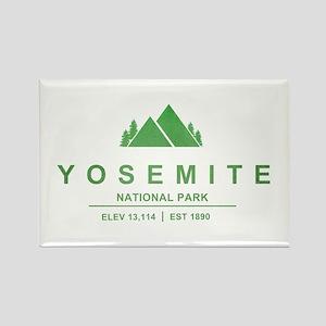 Yosemite National Park, California Magnets