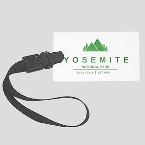 Yosemite National Park, California Luggage Tag
