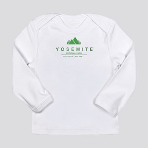 Yosemite National Park, California Long Sleeve T-S