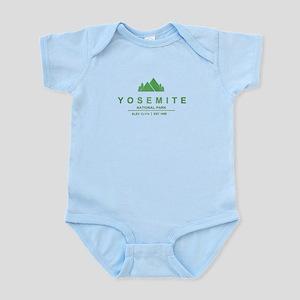 Yosemite National Park, California Body Suit