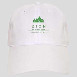 Zion National Park, Utah Baseball Cap