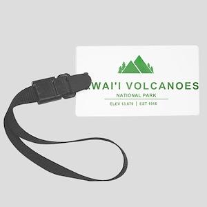 Hawaii Volcanoes National Park, Hawaii Luggage Tag