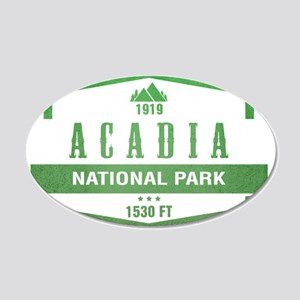 Acadia, Maine National Park Wall Decal