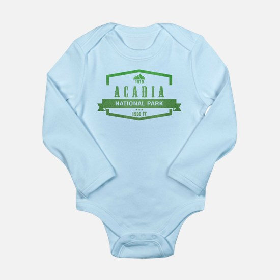 Acadia, Maine National Park Body Suit
