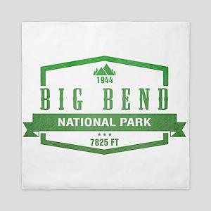 Big Bend National Park, Texas Queen Duvet