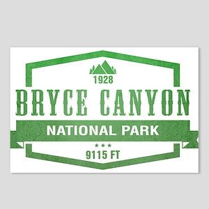 Bryce Canyon National Park, Utah Postcards (Packag