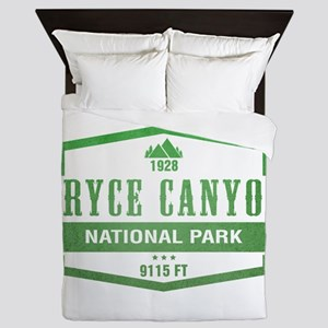 Bryce Canyon National Park, Utah Queen Duvet