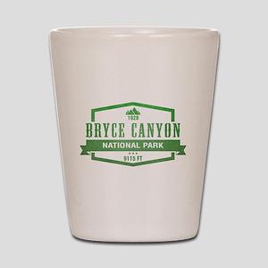 Bryce Canyon National Park, Utah Shot Glass