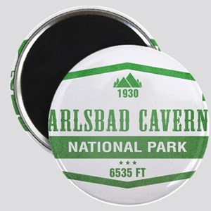 Carlsbad Caverns National Park, New Mexico Magnets