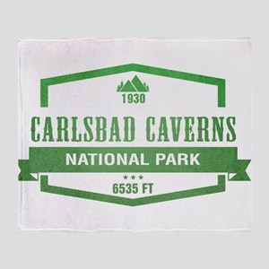 Carlsbad Caverns National Park, New Mexico Throw B
