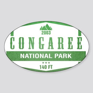 Congaree National Park, South Carolina Sticker
