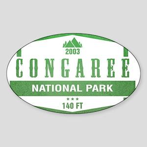Congaree National Park, South Carolina Sticker