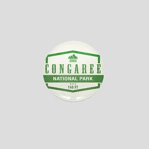 Congaree National Park, South Carolina Mini Button