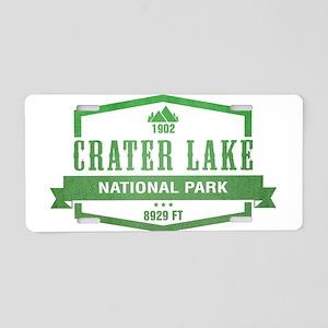Crater Lake National Park, Oregon Aluminum License