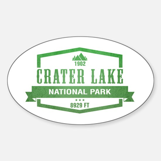 Crater Lake National Park, Oregon Decal