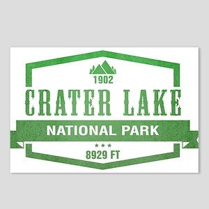 Crater Lake National Park, Oregon Postcards (Packa