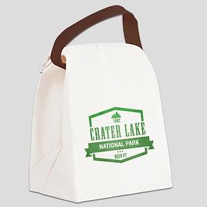 Crater Lake National Park, Oregon Canvas Lunch Bag