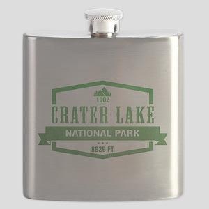 Crater Lake National Park, Oregon Flask