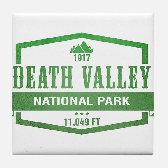 Death Valley National Park, California Tile Coaste