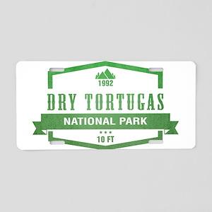 Dry Tortugas National Park, Florida Aluminum Licen