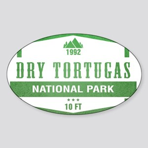 Dry Tortugas National Park, Florida Sticker