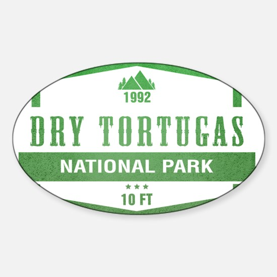 Dry Tortugas National Park, Florida Decal